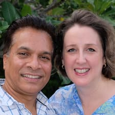 Profil Pengguna Dinesh & Rachel