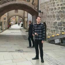 Moritz - Uživatelský profil