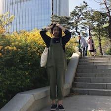 Gebruikersprofiel Yejin