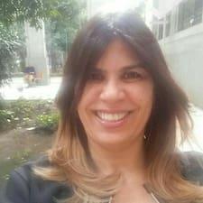Profil utilisateur de Elizabeth Leonor De Paula
