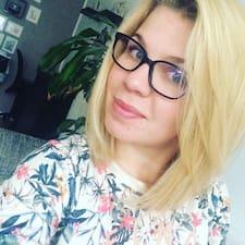 Marijke felhasználói profilja