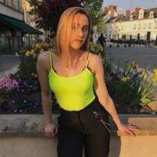 Deimantė felhasználói profilja