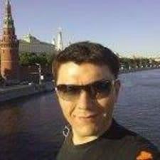 Ruslan felhasználói profilja