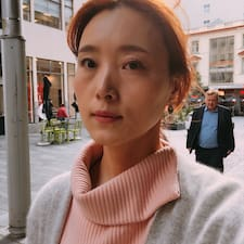 YunJung felhasználói profilja