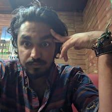 Perfil do usuário de Prashant