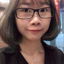 钰妍的用戶個人資料