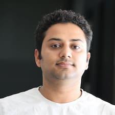 Profil utilisateur de Nishant