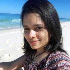 Talissa felhasználói profilja