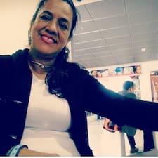 Henkilön Luz Amparo käyttäjäprofiili