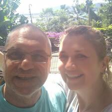 Profil utilisateur de Lisa& Giuseppe