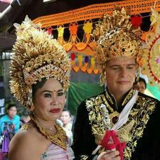 โพรไฟล์ผู้ใช้ I Komang Andi & Ni Kadek