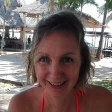 Effie felhasználói profilja