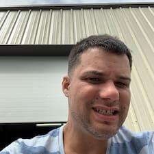 Användarprofil för Brandon
