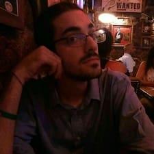 Giorgio的用戶個人資料