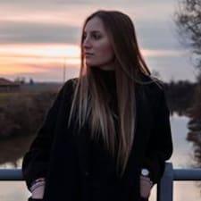 Profil utilisateur de Caterina