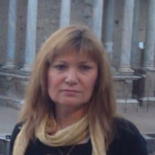 Santiaga User Profile