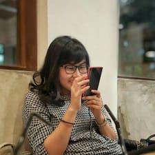 Olivia Marthasari的用戶個人資料