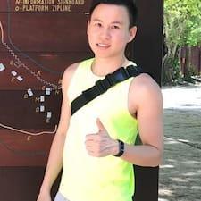 Wei Kian的用戶個人資料