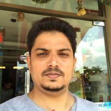 Perfil de usuario de Shahwar