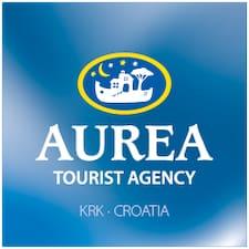 Användarprofil för Aurea