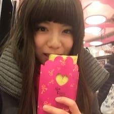 Perfil do usuário de Yuki