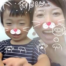 Perfil do utilizador de Masako