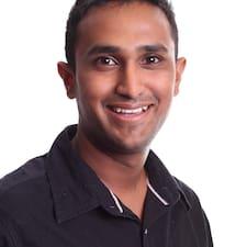โพรไฟล์ผู้ใช้ Madhav