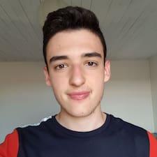 Profil utilisateur de Sam