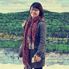 Eunji felhasználói profilja