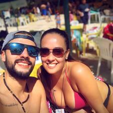 Profilo utente di Denise E Fábio