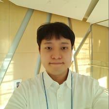 Baekdu felhasználói profilja