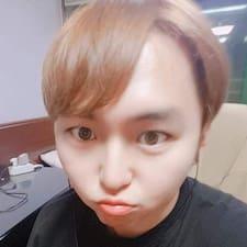 Minjun的用戶個人資料