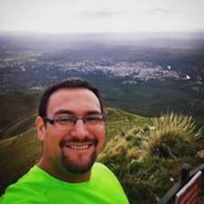 Facundo felhasználói profilja