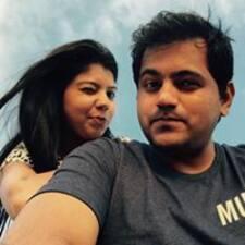 Perfil do utilizador de Vivek