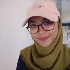 Användarprofil för Siti Nuradibah