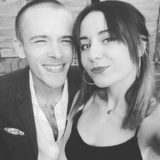 Josh & Amy User Profile