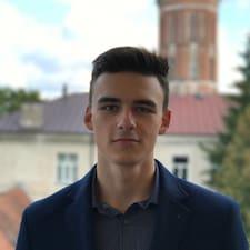 Profil korisnika Marijus