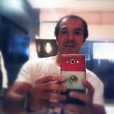 Gebruikersprofiel Carlos Eugênio