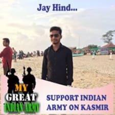 Profil utilisateur de Nagendra