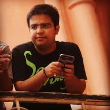 Hitesh - Uživatelský profil