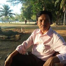Shah Rolnizam felhasználói profilja