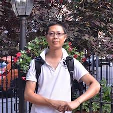 Xuefeng felhasználói profilja