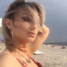 Profil utilisateur de Valeriia