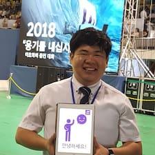 동주 felhasználói profilja