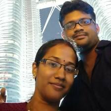 Profil Pengguna Mr & Mrs . Mani