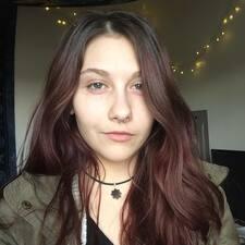 Olivia - Uživatelský profil