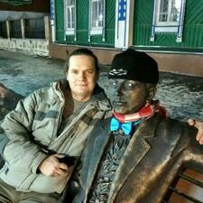 Perfil do utilizador de Nikolay