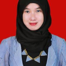 Profil utilisateur de Dhini Tyagita