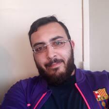 Profil utilisateur de Yassir