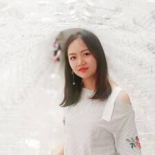 Perfil do utilizador de Jieyan